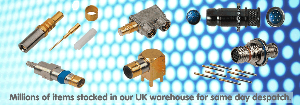 image of connectors from eurotech export ltd