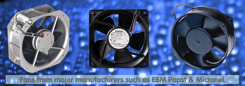 image of fans from eurotech export ltd