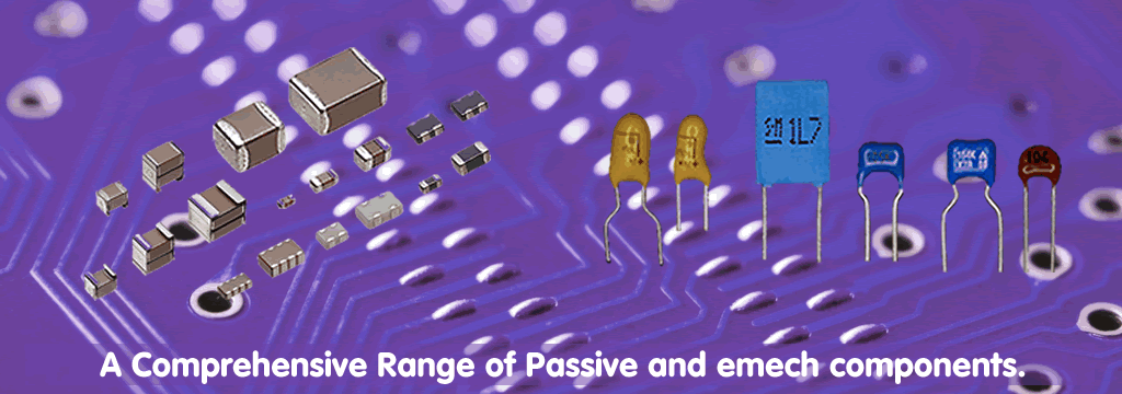 image of passive components from eurotech export ltd